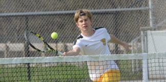 Men's Tennis / THE DEPAUW