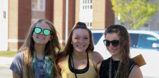 First year students move into DePauw class of 2021