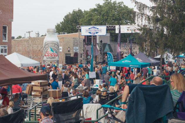 Greencastle Music Festival 2017