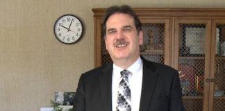 Greencastle Mayor, Bill Dory