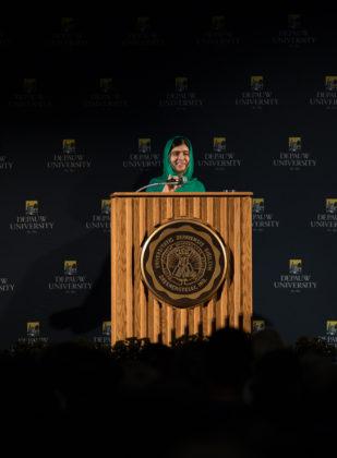 Malala shares her story