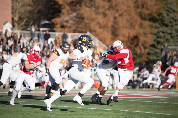 Tigers fall short in Monon Bell Thriller - The DePauw